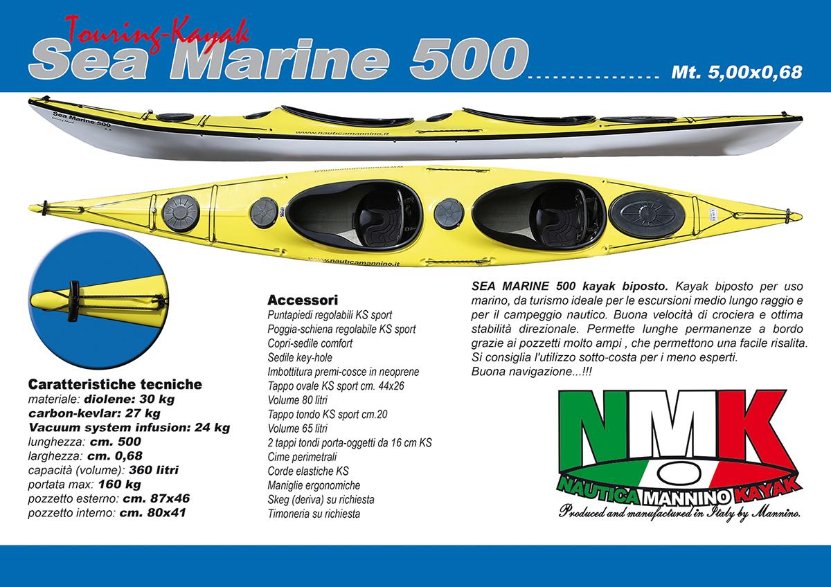 Sea Marine 500