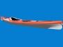 X-51 il nuovo kayak INUK della linea NMK.  Kayak performante super-veloce e superleggero