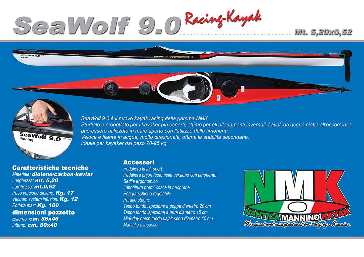 Sea Wolf 9.0 IT